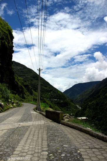 Waterfall route - Rota das cascatas